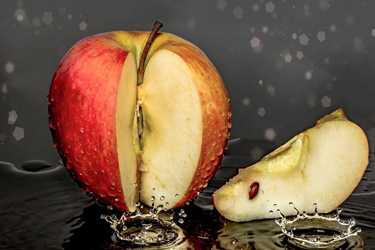 Картинка яблоко календарь