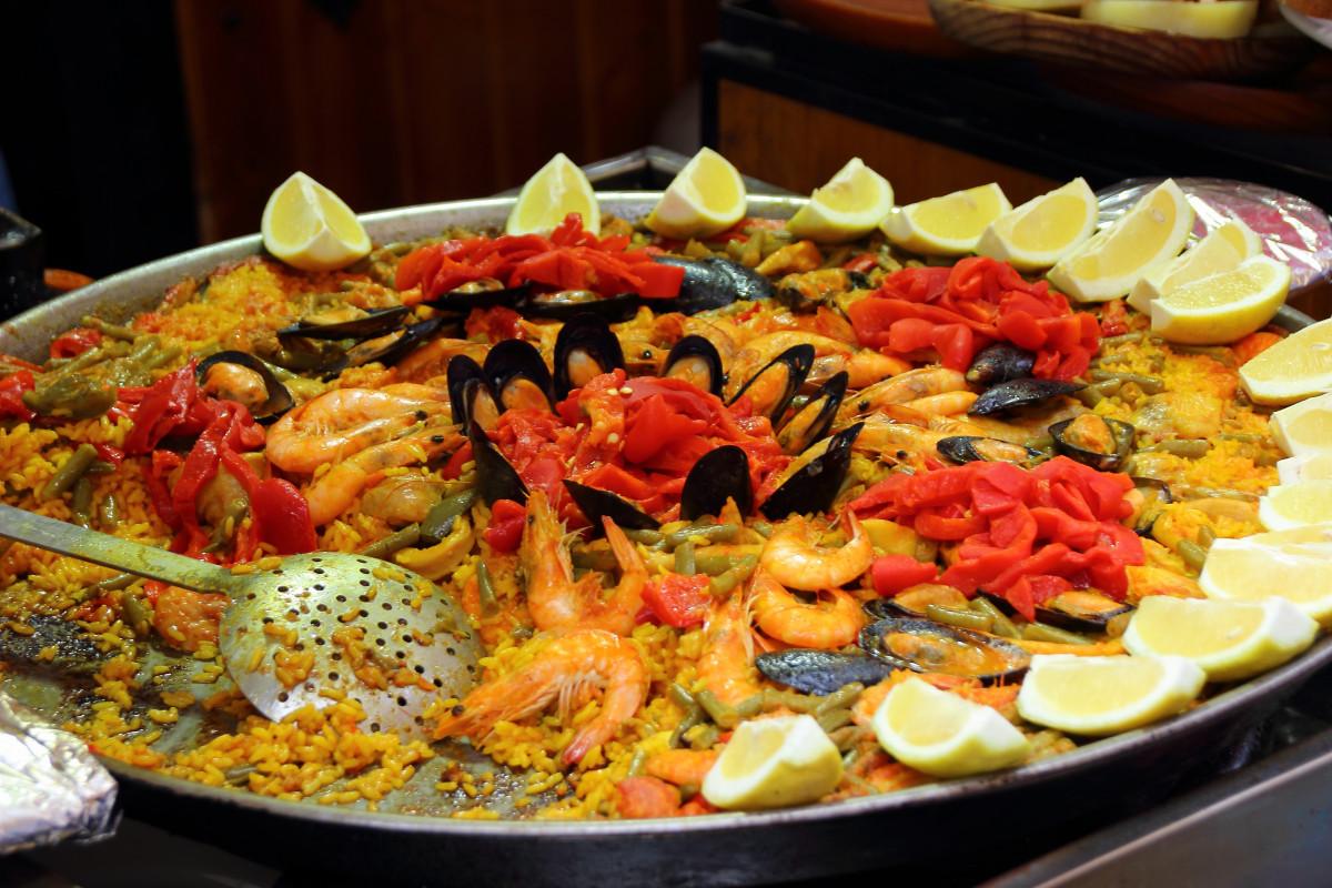 Images gratuites plat repas aliments poivre d jeuner for Nourriture du poisson