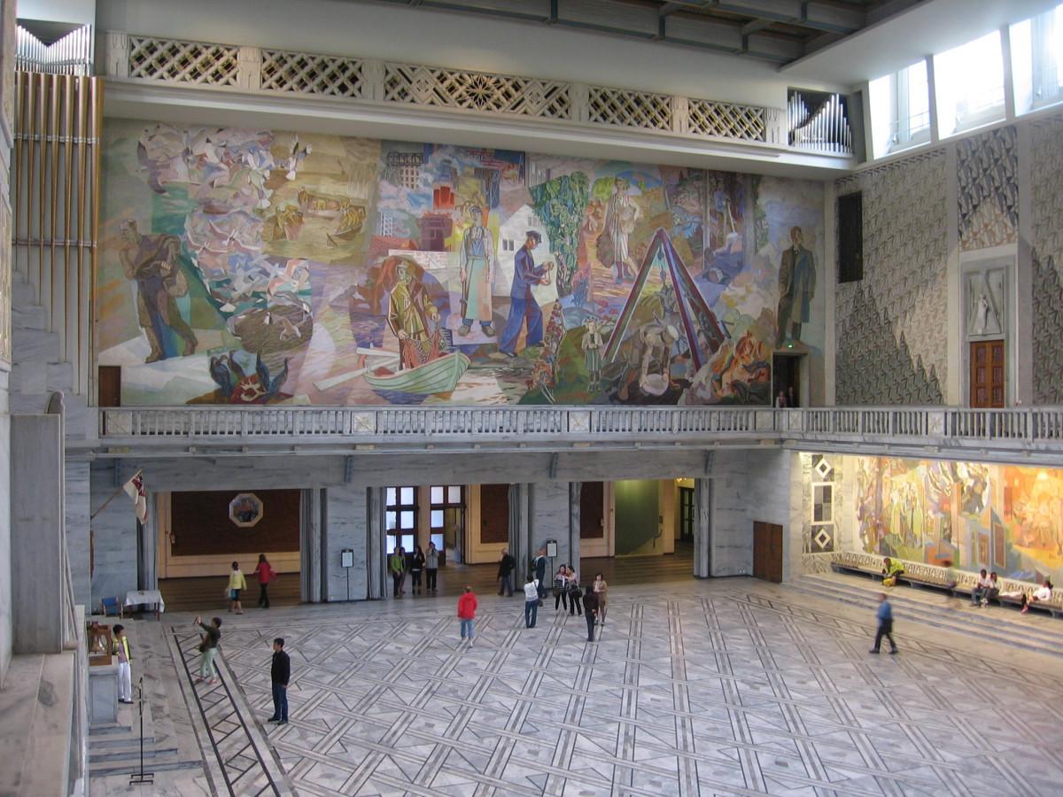 Gratis Afbeeldingen : gebouw, museum, facade, eigendom, schilderij ...