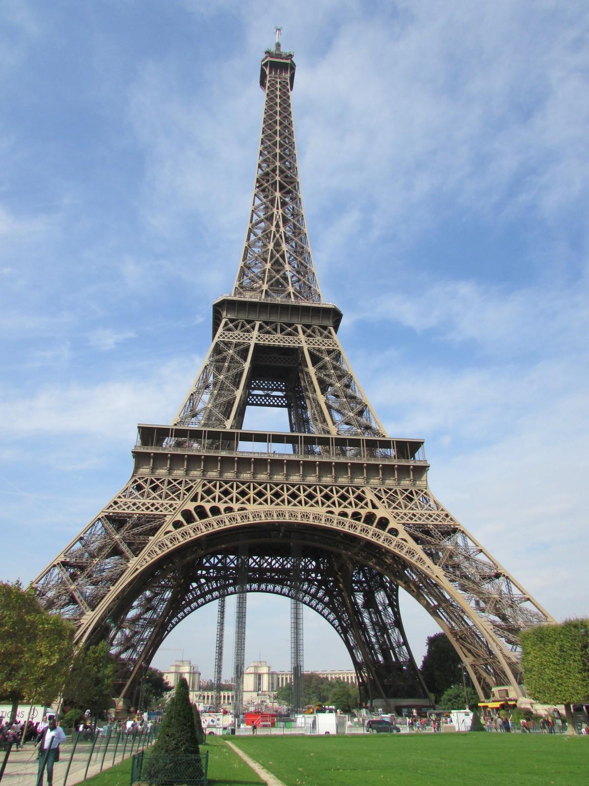 Images gratuites architecture ville tour eiffel paris - Tour eiffel photos gratuites ...