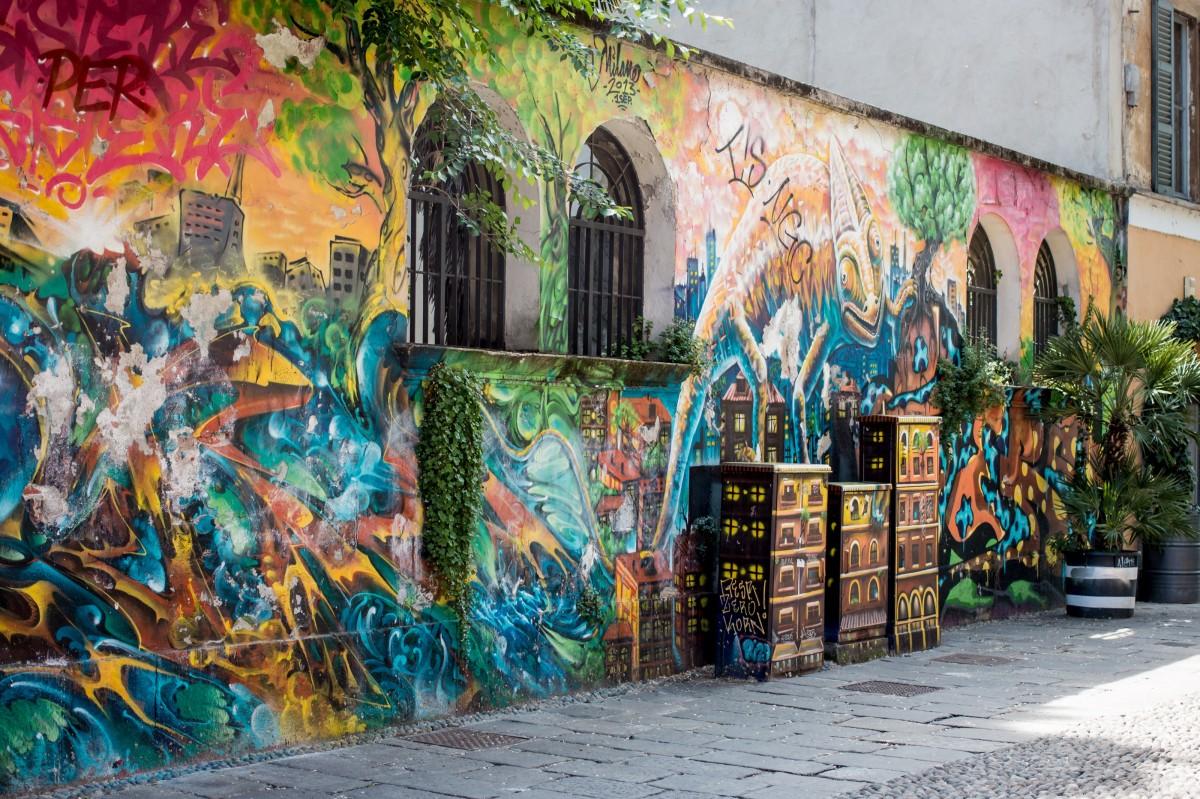 Для росписи уличных стен