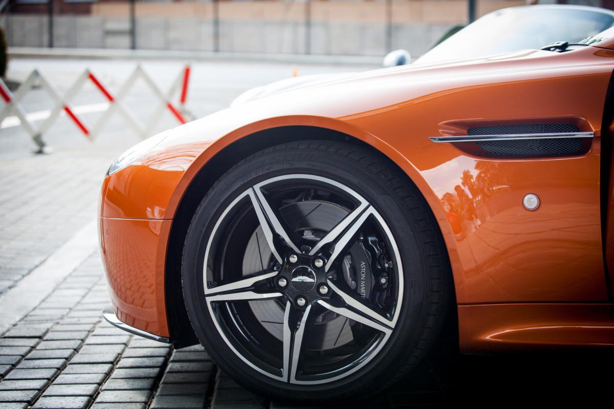 Car Wheel Automobile Pavement Vehicle Tire