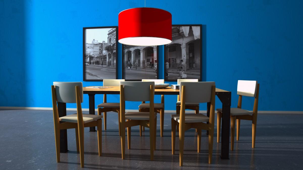 Fotos gratis mesa silla azul mueble habitaci n vistoso decoraci n dise o de interiores - Sillas de habitacion ...