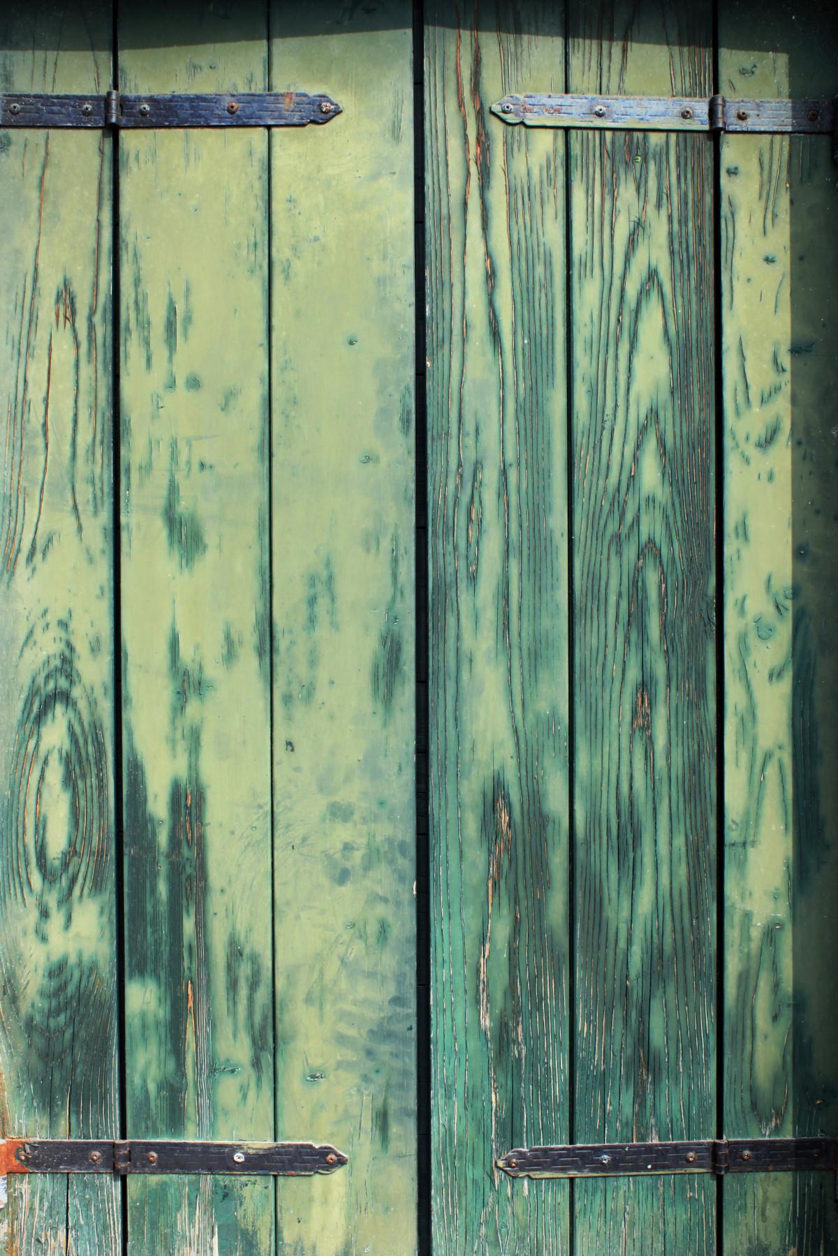 Fotos gratis : madera, casa, textura, pared, moho, verde ...