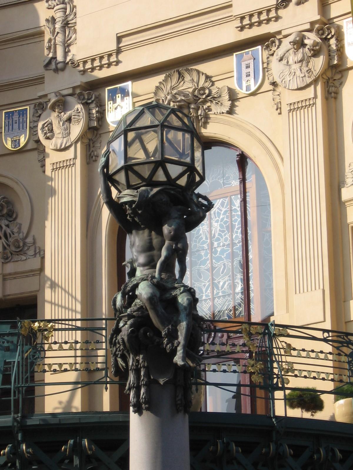 free images   cloud  sky  monument  statue  reflection  museum  landmark  blue  atlas  sculpture