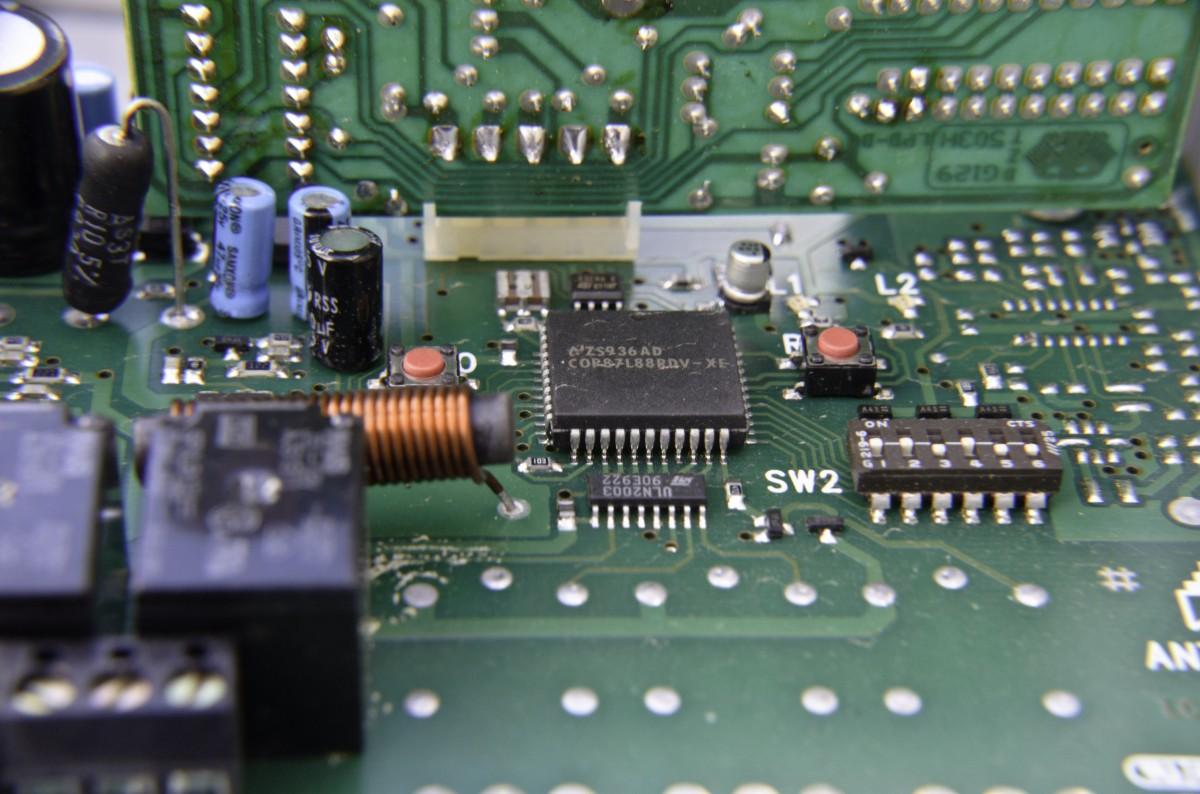 Circuito Impreso : Fotos gratis tablero tecnología artilugio electrónica