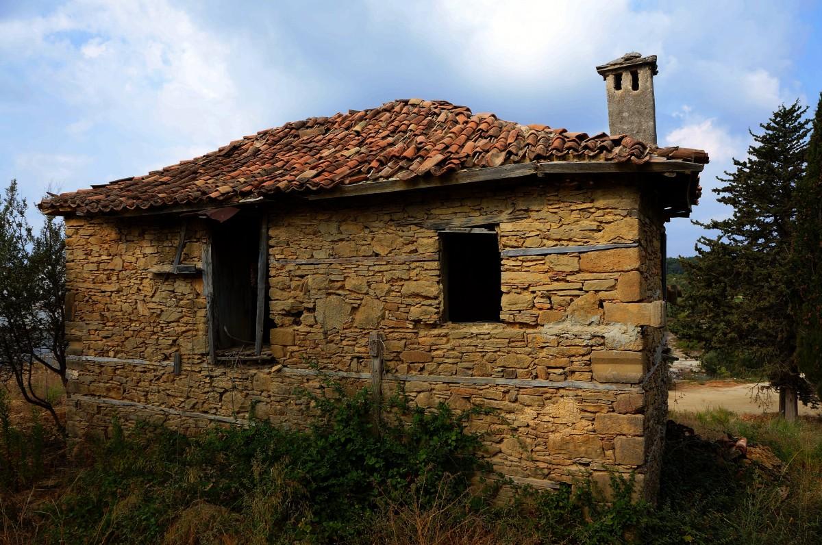 Kostenlose foto baum bauernhof geb ude zuhause h tte for Casa rural mansion terraplen seis