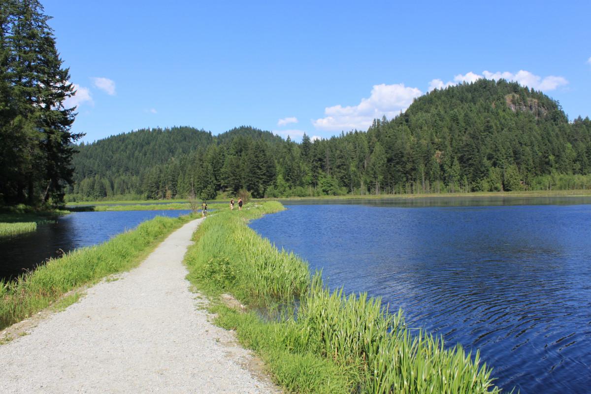 Картинки озер и водохранилищ