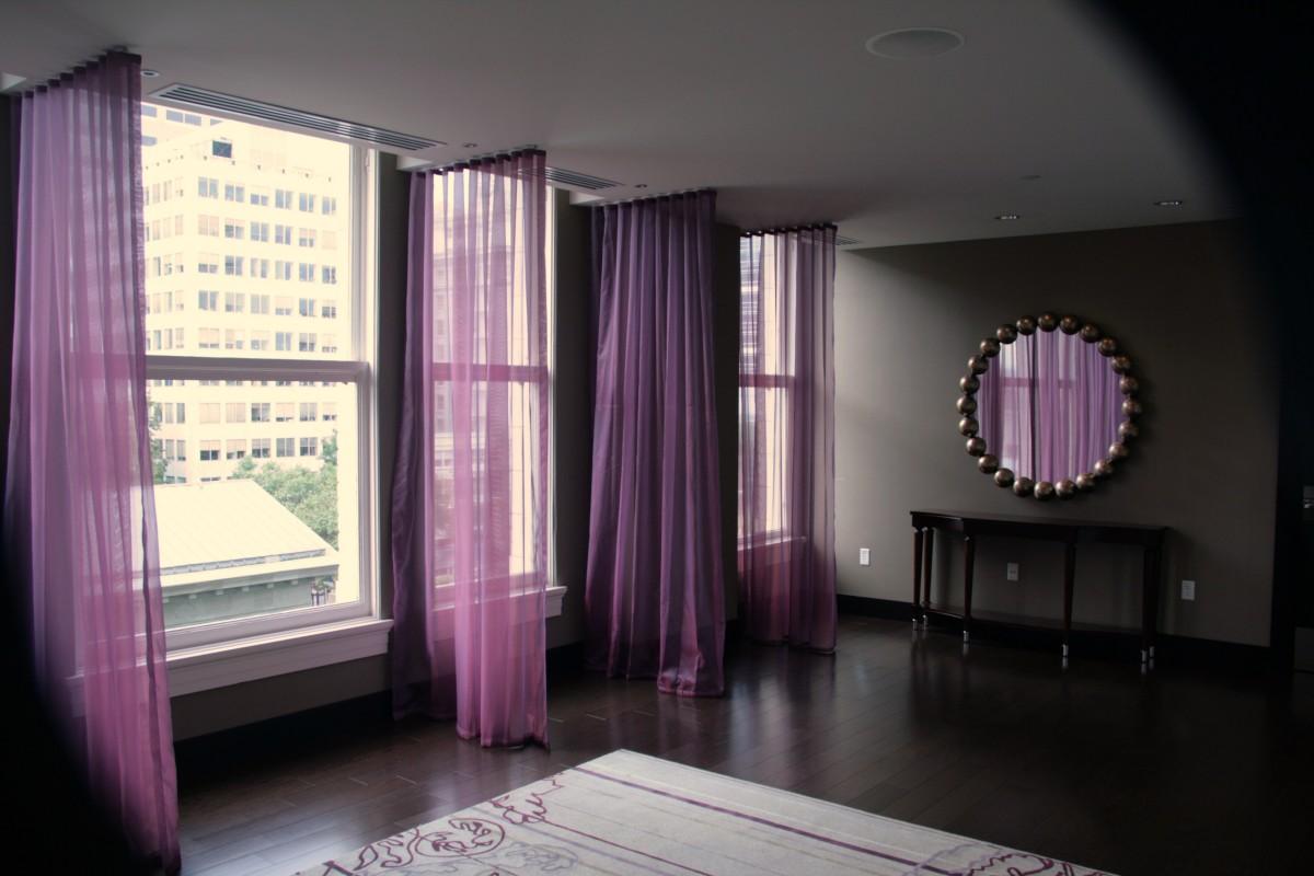 Gambar Arsitektur Ungu Lantai Jendela Milik Mode Ruang