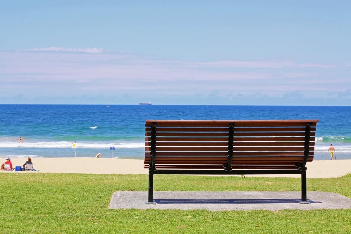 무료 이미지 : 바닷가, 경치, 바다, 연안, 벤치, 육지, 의자, 가구 ...