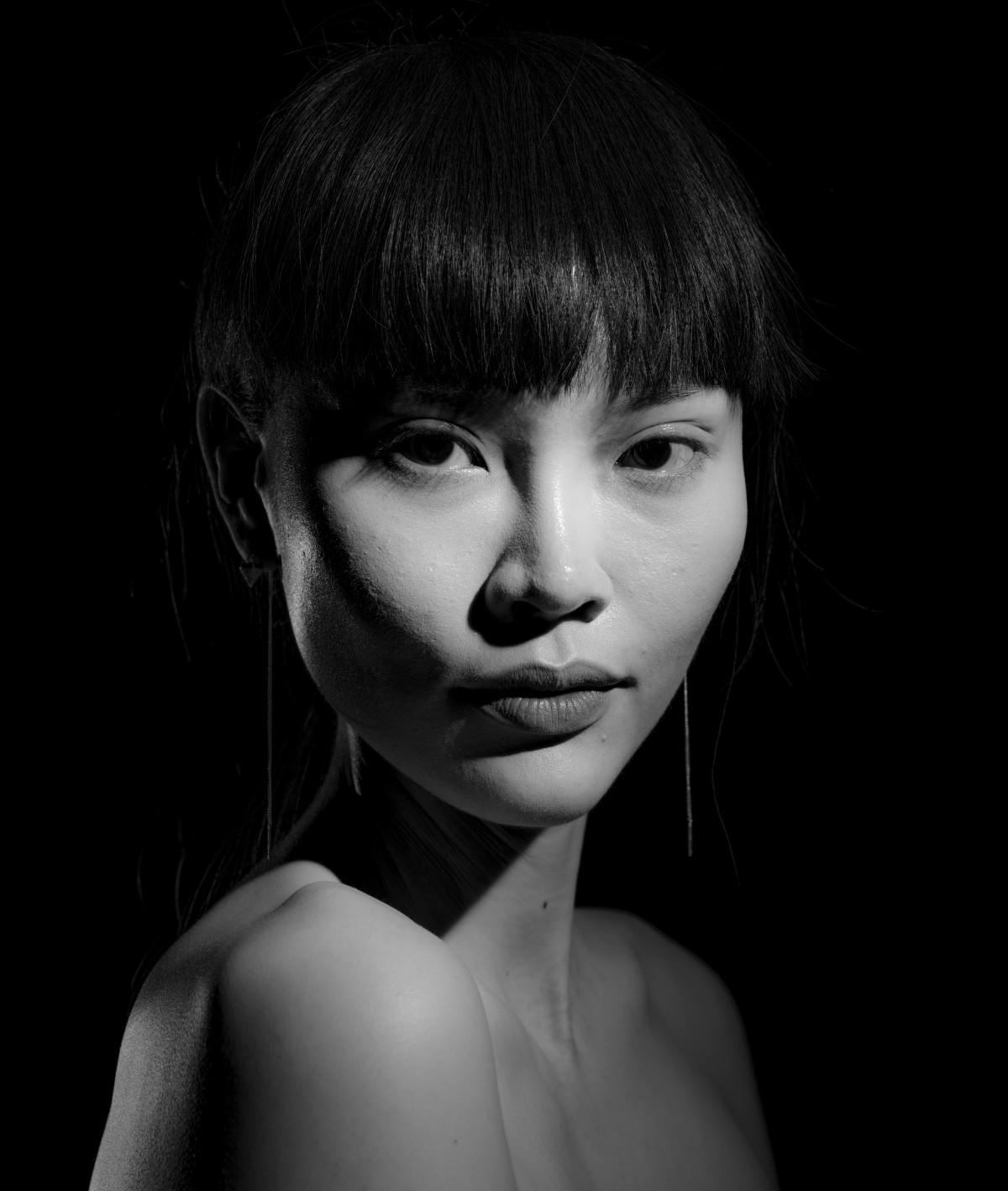 White asian non black 14
