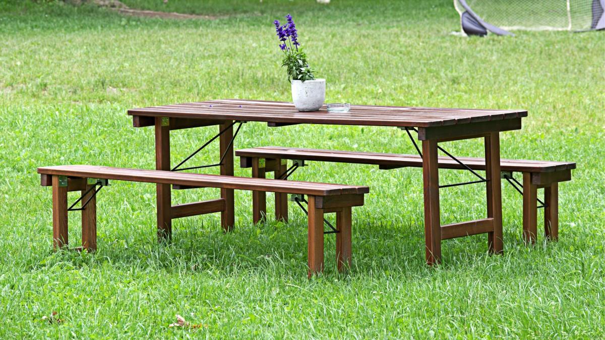 Images Gratuites : table, la nature, banc, chaise, siège ...