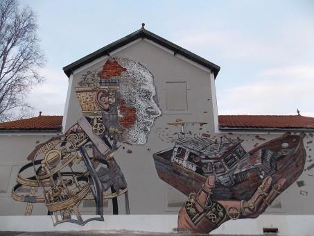 matériel graffiti