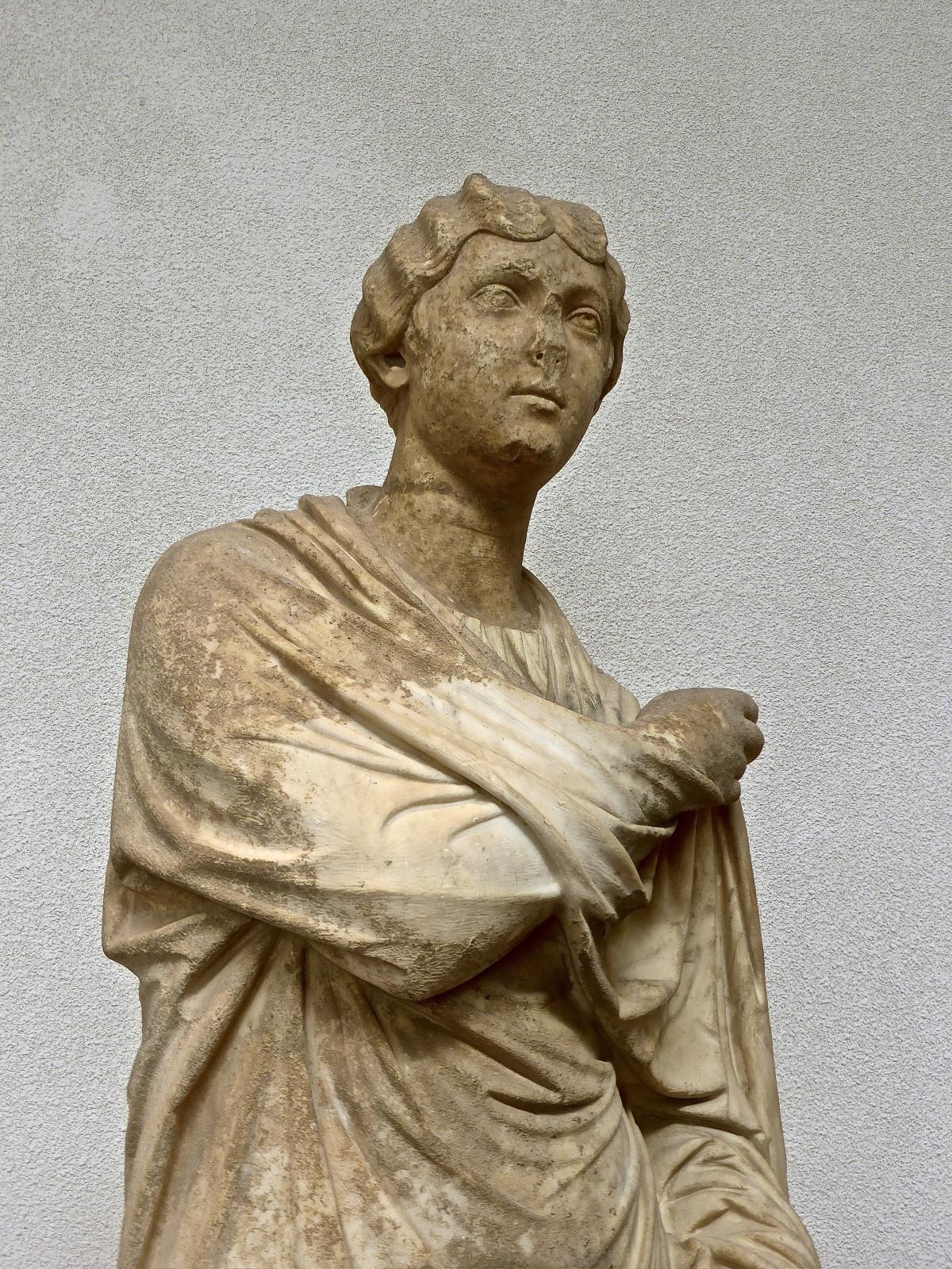 antiguo piedra monumento estatua antiguo histrico