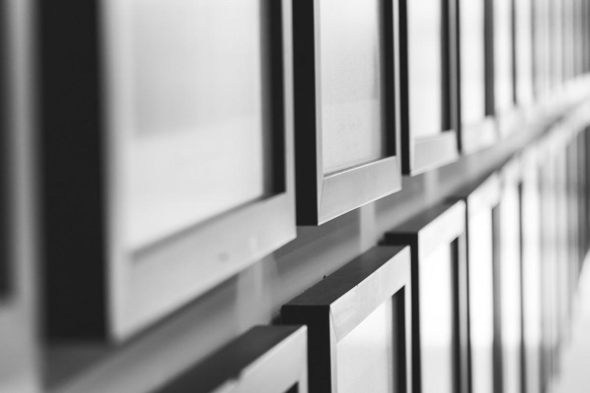 Kostenlose foto : Schwarz und weiß, Fenster, Linie, Rahmen ...