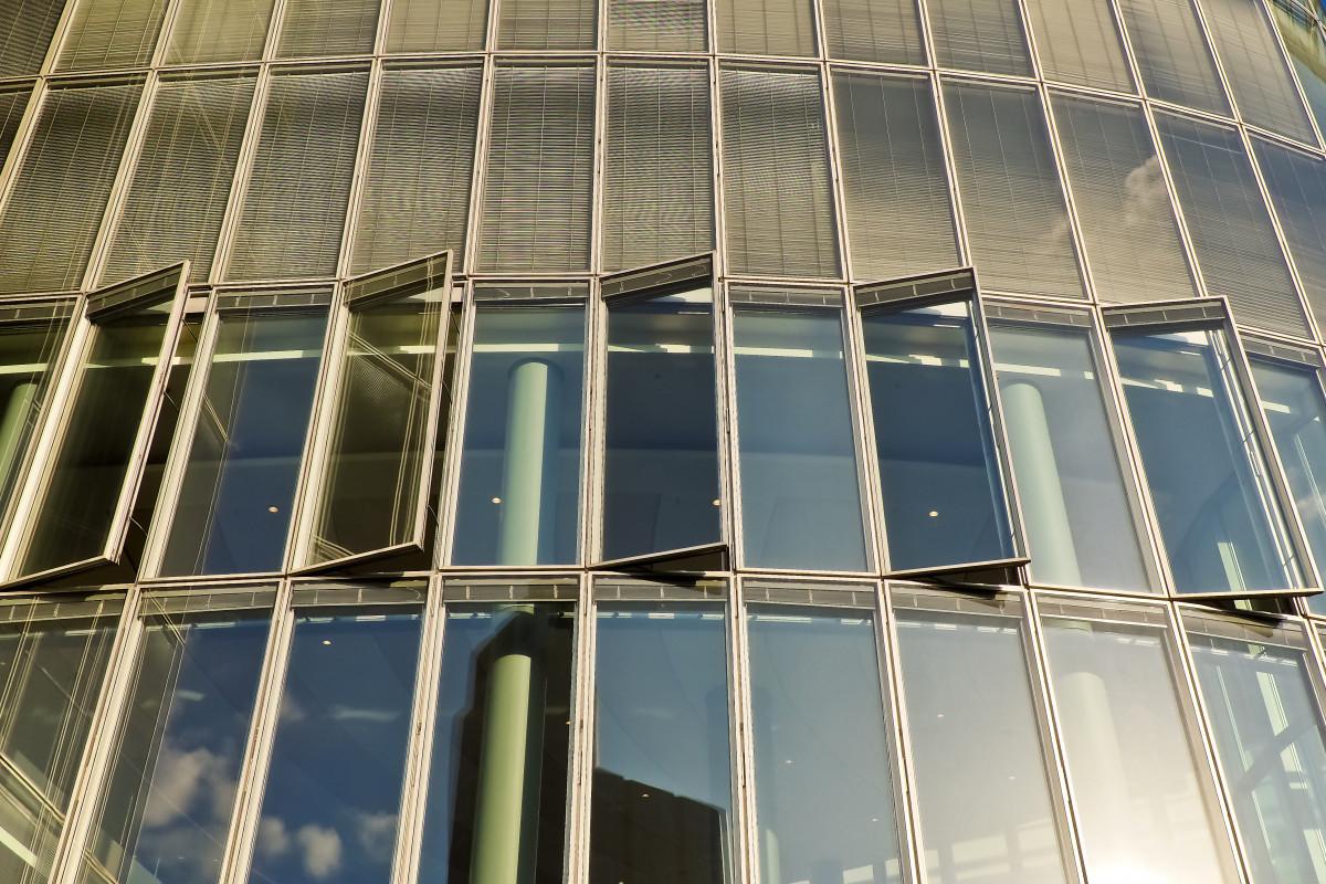 Kostenlose Foto Die Architektur Fenster Glas Gebäude