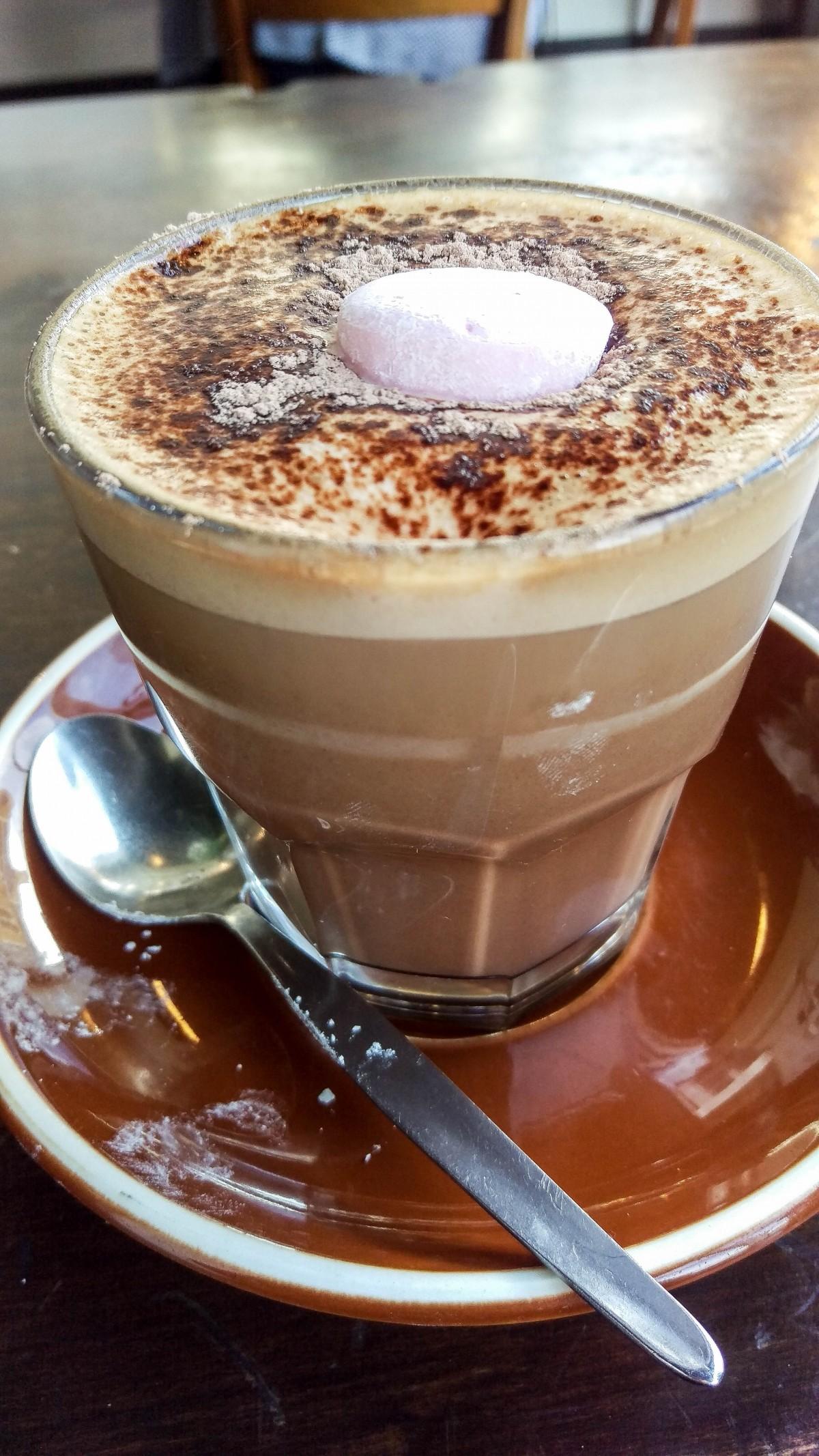 Днем рождения, картинки кофе с молоком