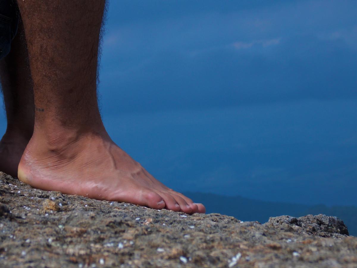 картинки камни нога подобном