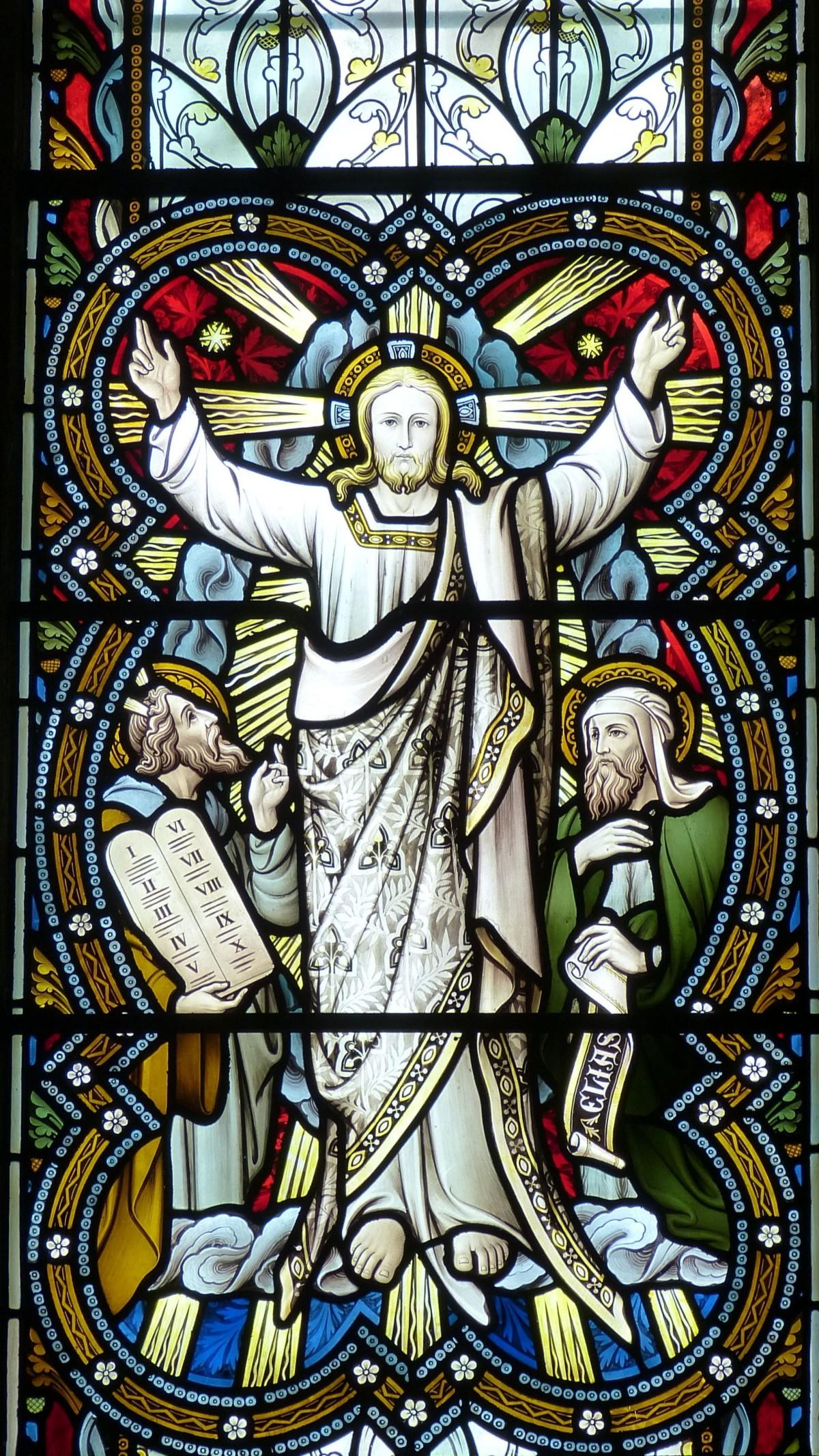 Gratis afbeeldingen venster glas kerk materiaal glas in lood bijbel engeland christus - Geloof glas ingerichte ...