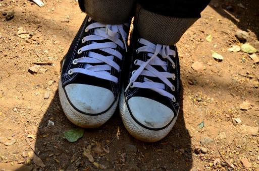Gambar : putih, Berlari, menjalankan, berjalan, sneaker