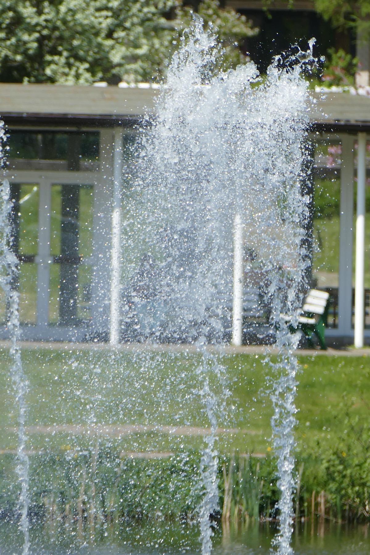 Fotos gratis hielo reflexi n goteo burbuja gota de for Estanque reflectante