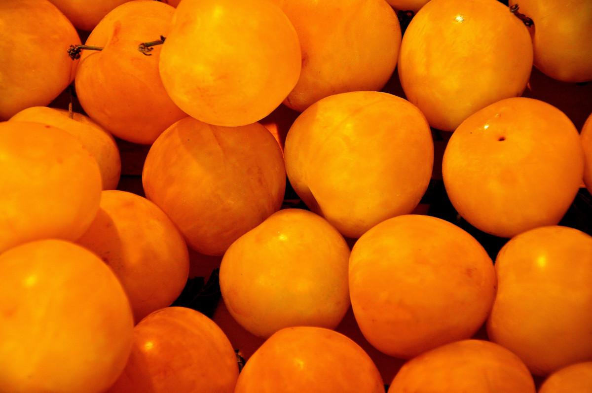 Images gratuites fruit aliments produire couleur en for Plante orange