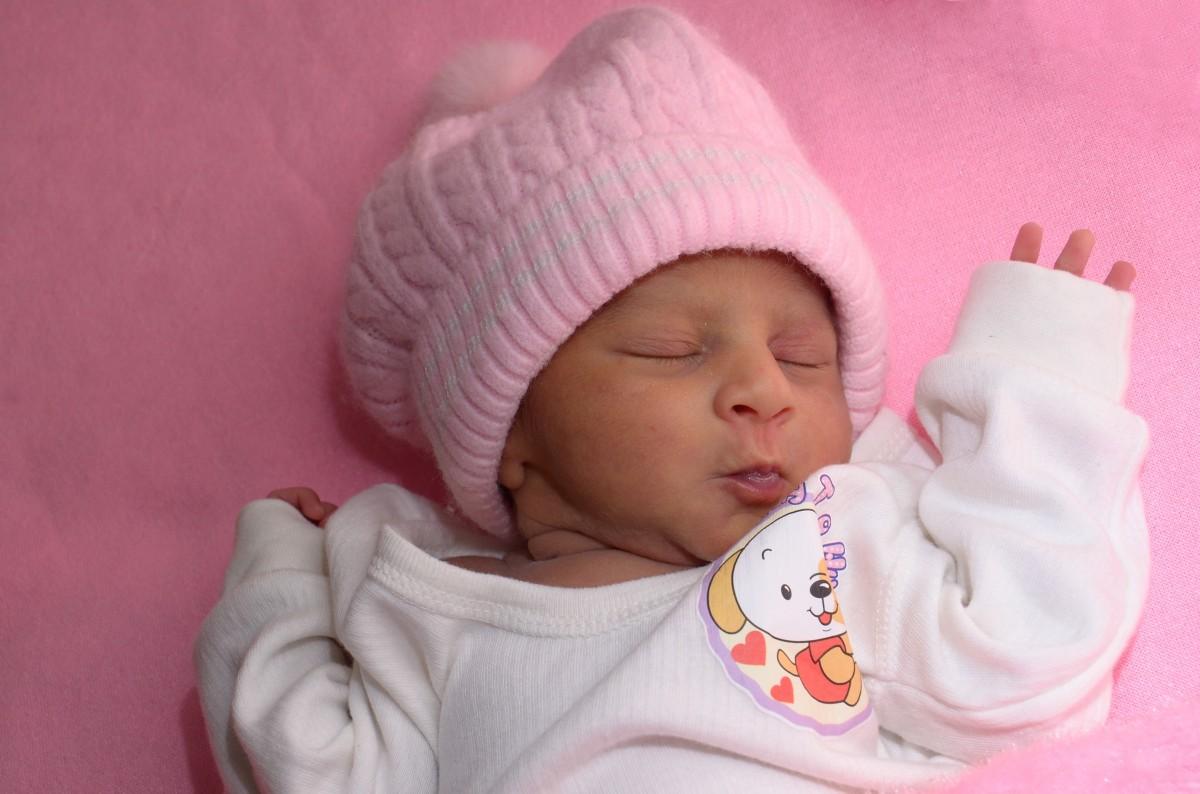 Конкурс фото новорожденных детей