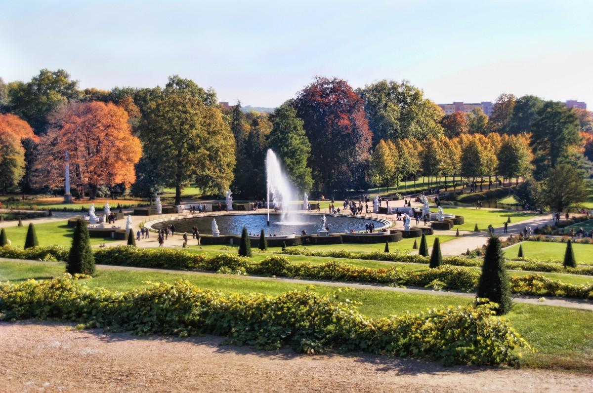 Kostenlose foto landschaft baum natur bauernhof - Bauernhof garten ...
