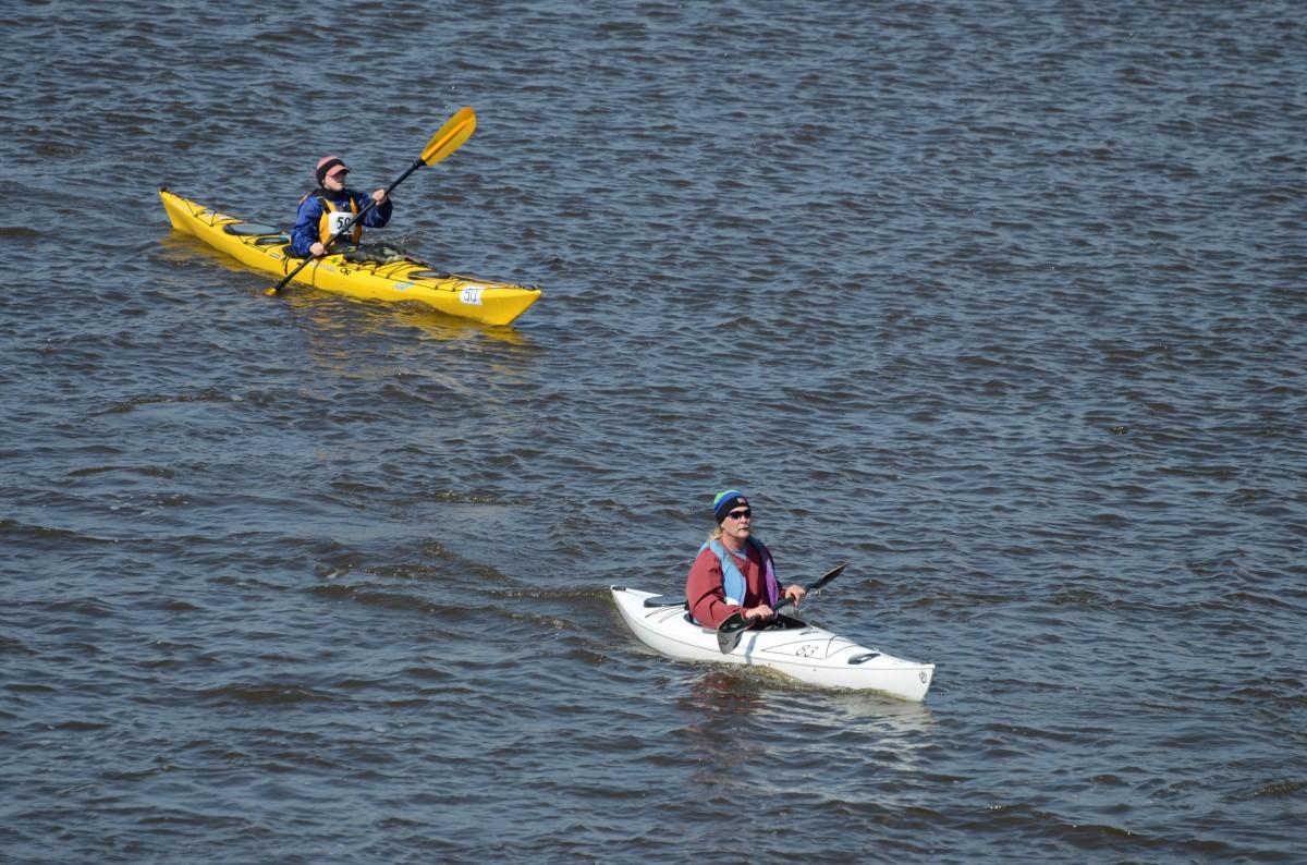 водные виды спорта на лодках