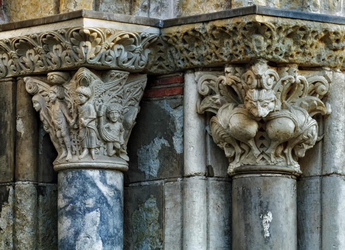 estructura monumento francia estatua columna