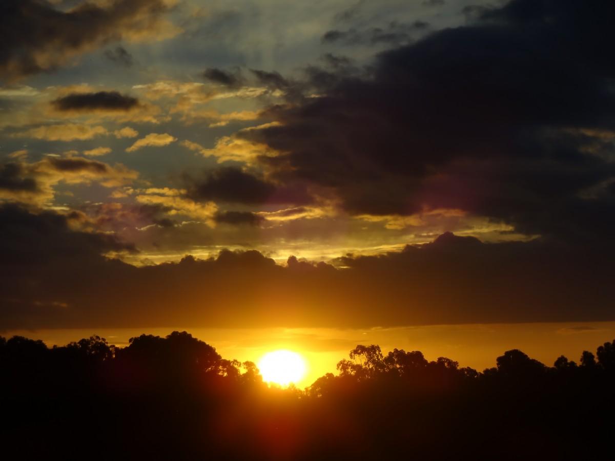 Картинки закат рассвет солнца