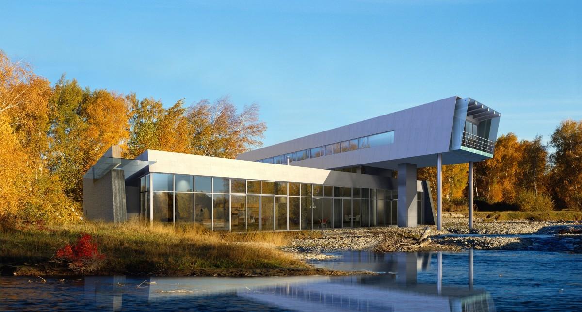 Free Images Landscape Architecture Structure Villa