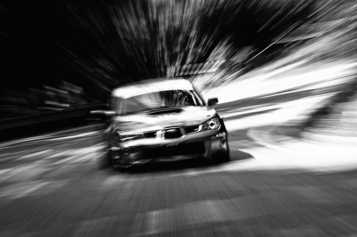 Gratis Afbeeldingen Vervagen Zwart En Wit Sport Auto
