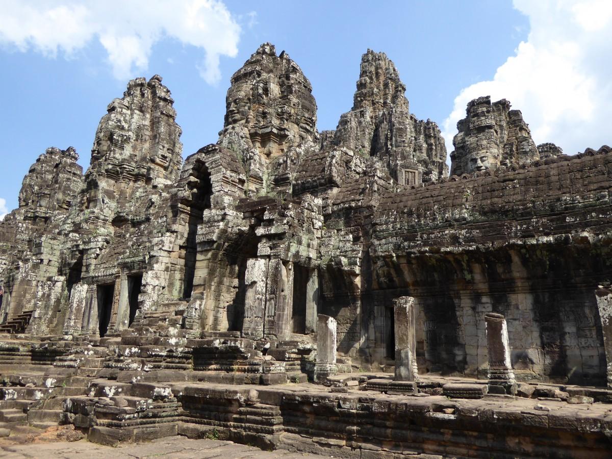 cambodia hindu temple