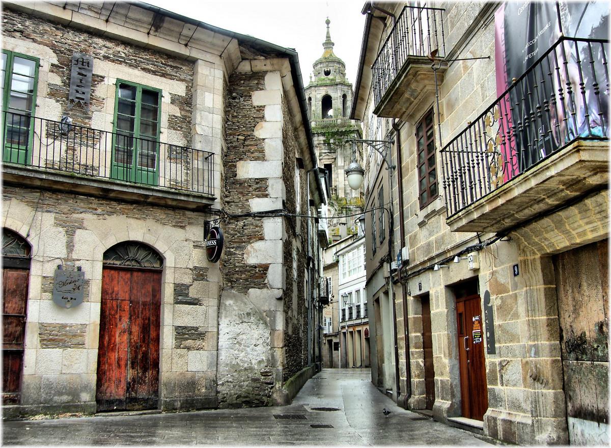 Casas en Galicia