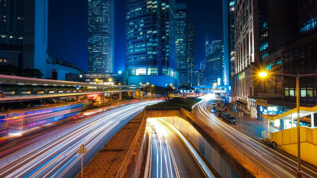 five environmental forces in hong kong