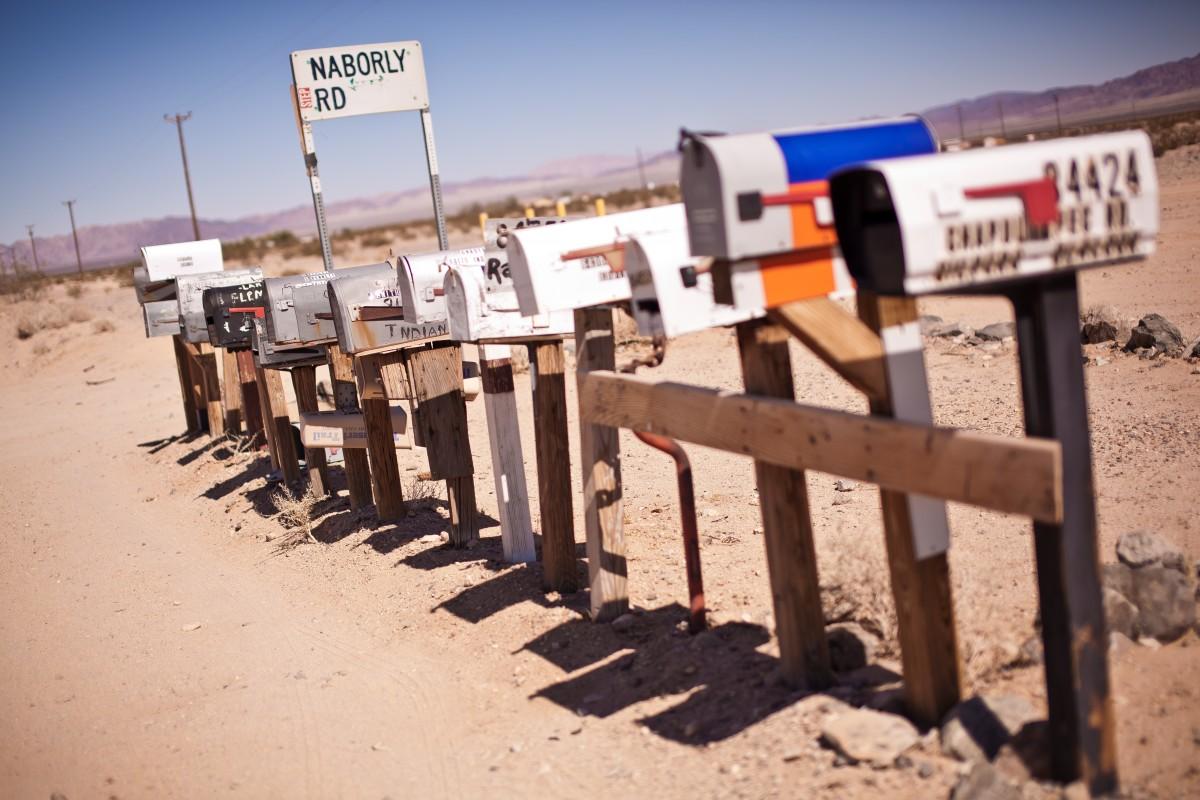 sand boardwalk desert walkway travel usa Free