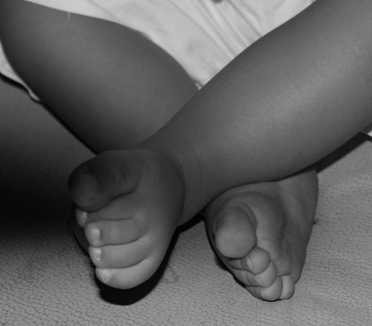 fødder fetish sød dreng