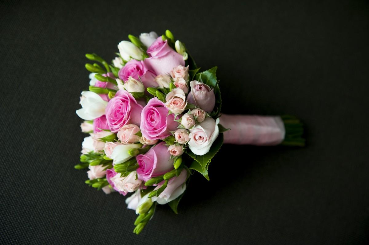 Свадебные цветы: как выбрать самый красивый букет и яркое 70