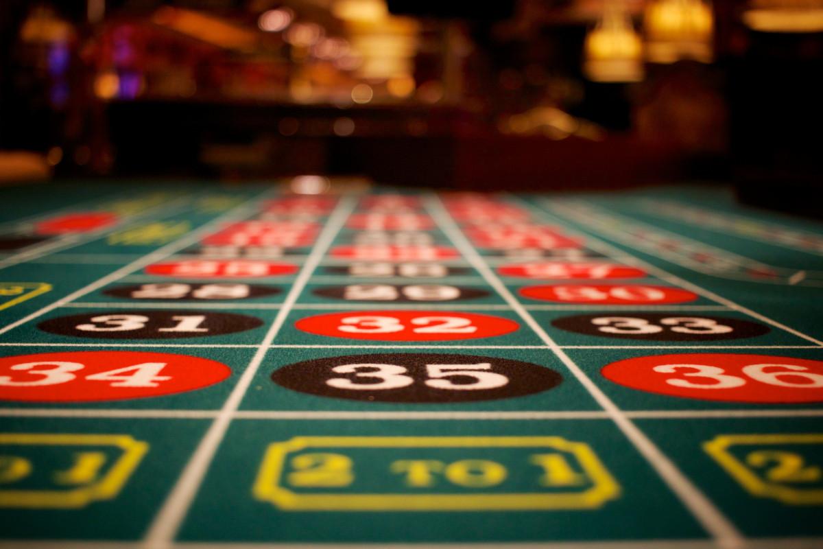 bâtiment casino Jeux