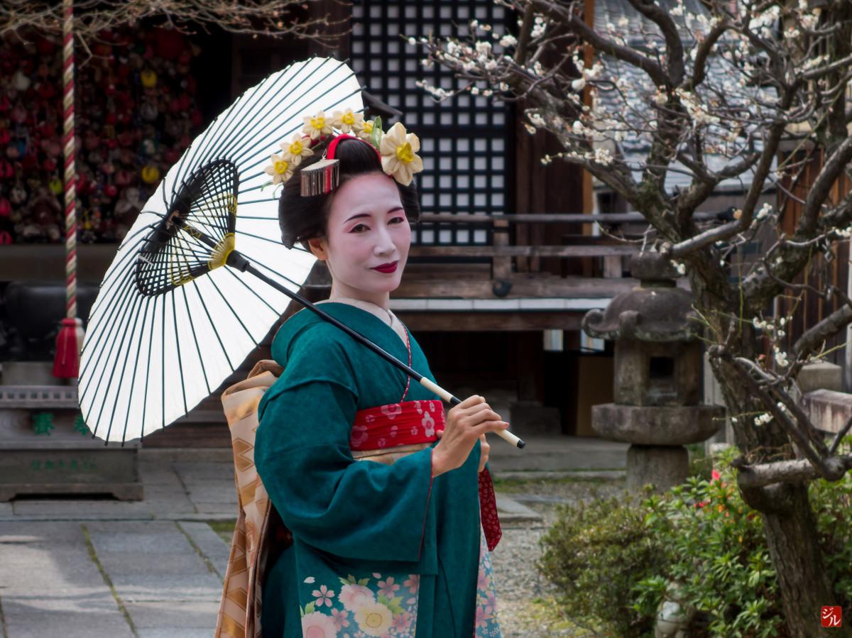 Японский человек картинка