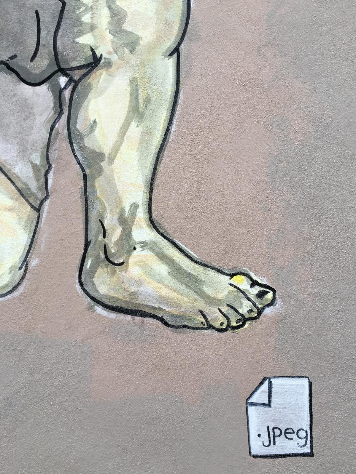 Основа ног картинки