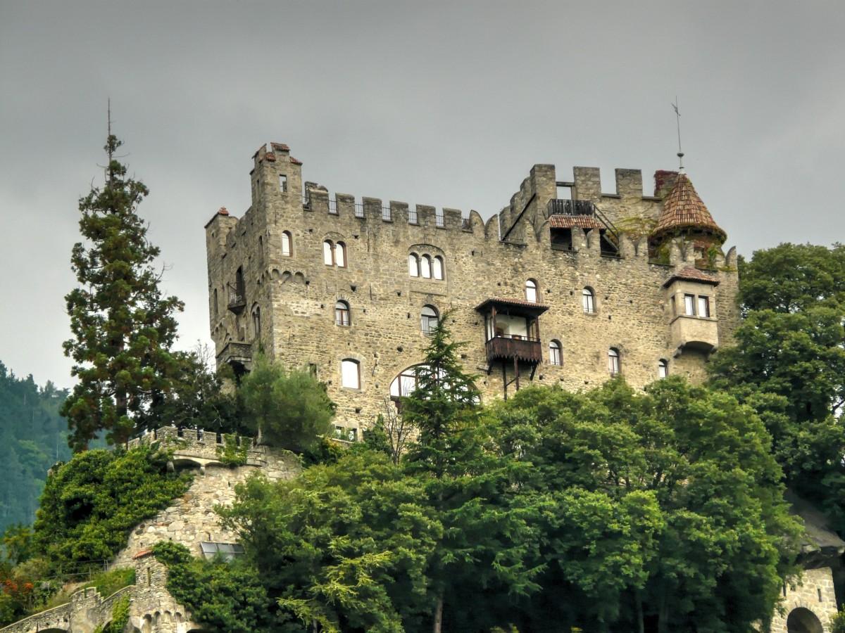 immagini belle casa costruzione chateau villaggio