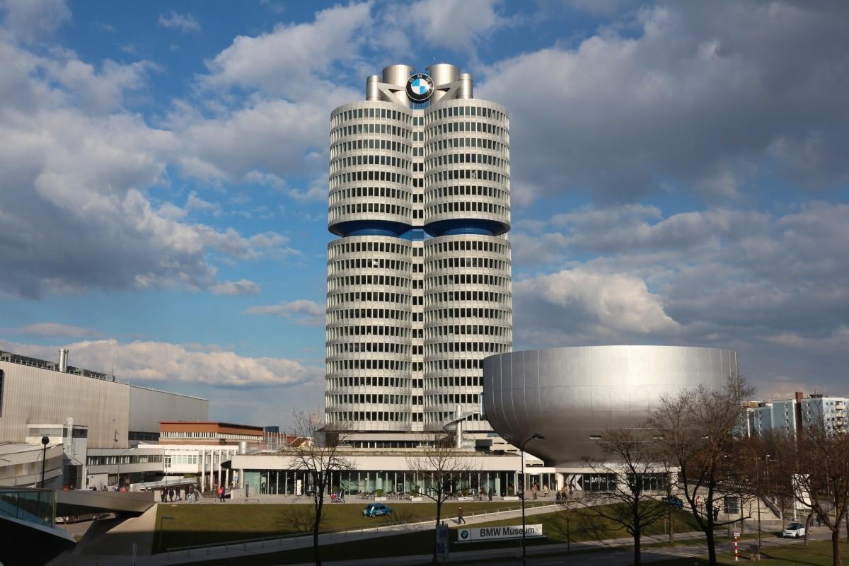 德國慕尼黑 / BMW博物館