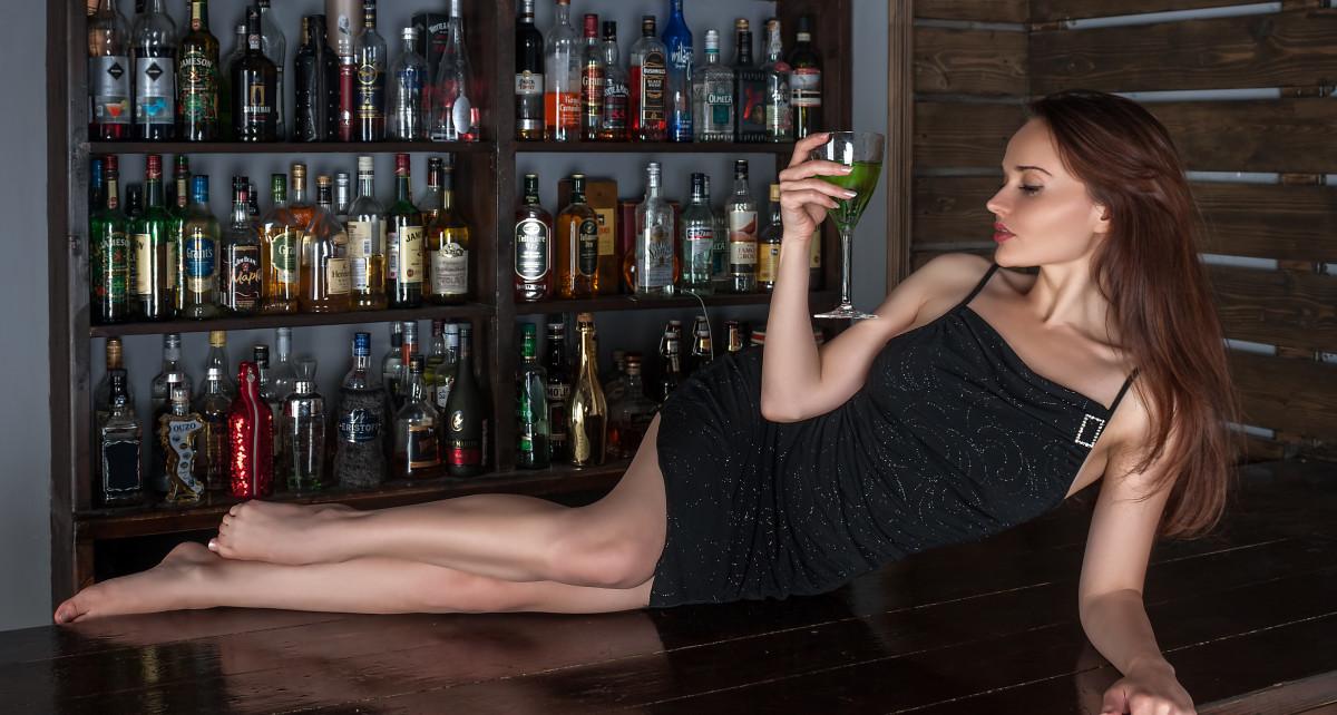 Пьяные красивые девушки картинки
