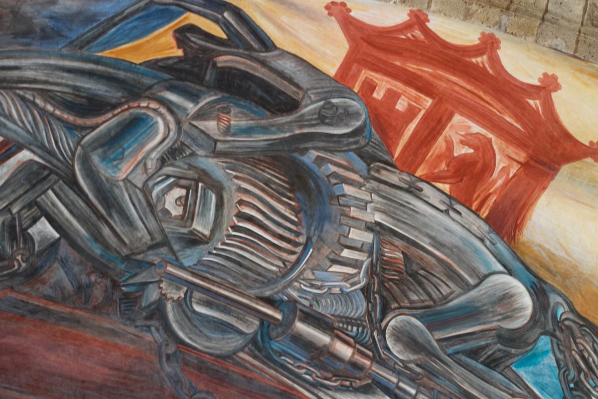 Fotos gratis pintura art bosquejo dibujo mural for Aviso de ocasion mural guadalajara