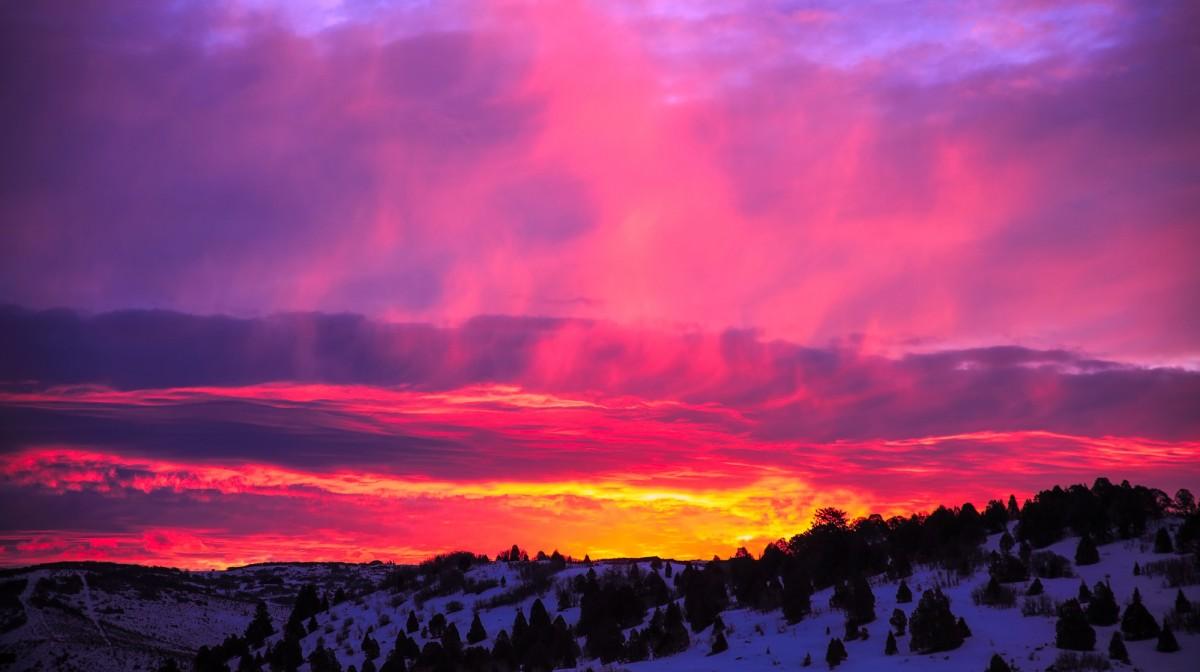 Gratis Billeder  Utah, Solnedgang, Skumring, Solopgang -9712
