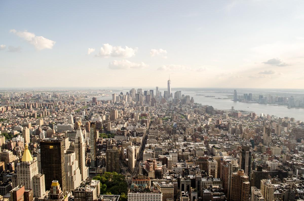 Free Images : horizon, skyline, city, skyscraper ...