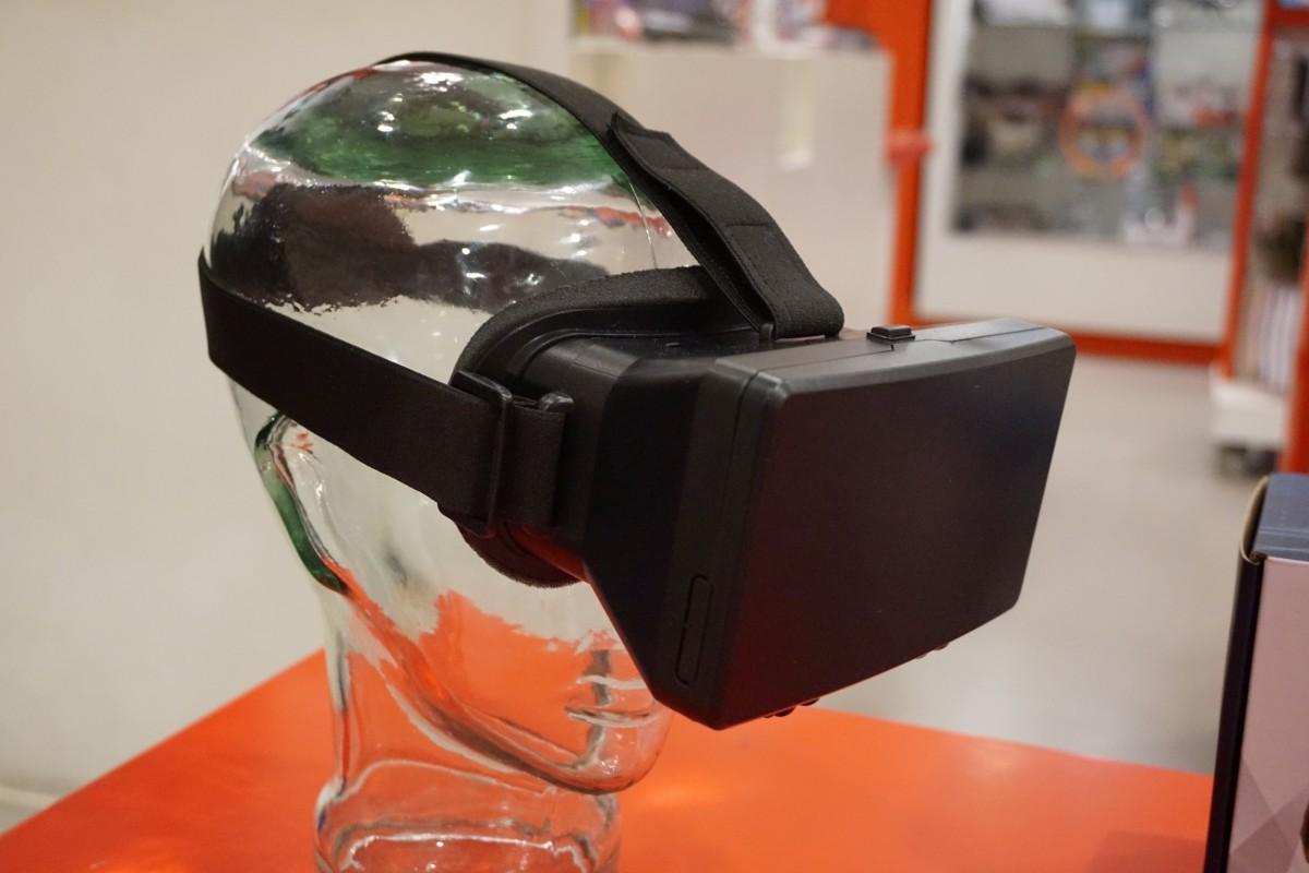La technologie verre gadget produit art des lunettes Vr simulation virtuel réalité virtuelle