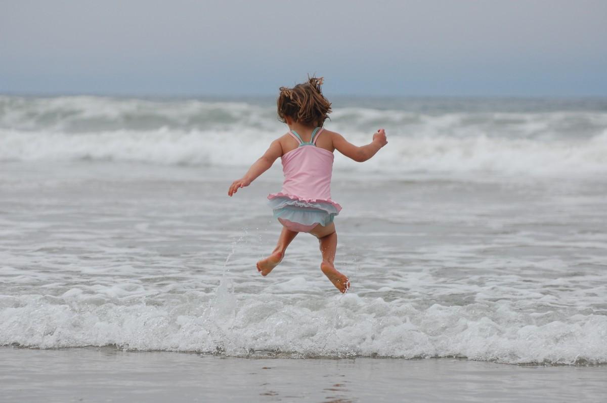 Free Images : beach, sea, water, ocean, people, wave ...